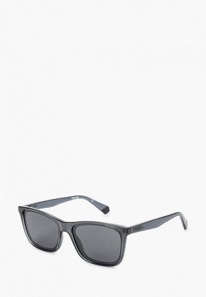 Очки солнцезащитные Polaroid PLD 6144/S KB7. Цвет: серый