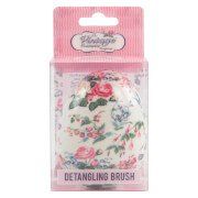 Расческа для распутывания волос Floral Detangling Brush The Vintage Cosmetic Company