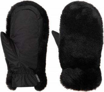 Варежки , размер 7 Outventure. Цвет: черный