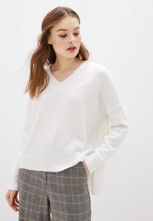 Пуловер Koton. Цвет: белый