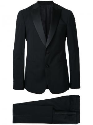 Деловой костюм Cerruti 1881. Цвет: чёрный