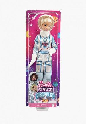 Кукла Barbie Барби Космонавт, 30 см. Цвет: разноцветный