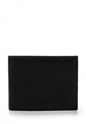 Портмоне DKNY. Цвет: черный