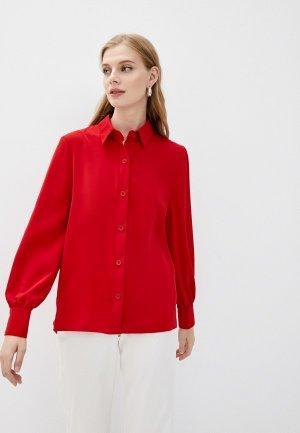 Блуза Bezko. Цвет: красный