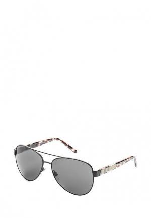 Очки солнцезащитные Burberry BE3084 122887. Цвет: черный