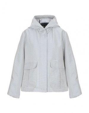 Куртка BLUE LES COPAINS. Цвет: белый