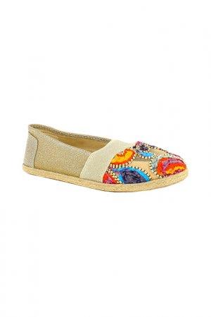 Прогулочная обувь HCS. Цвет: бежевый, мульти