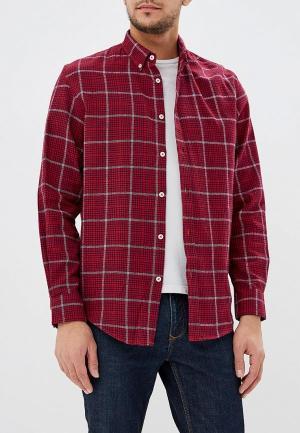 Рубашка J. Hart & Bros. Цвет: бордовый