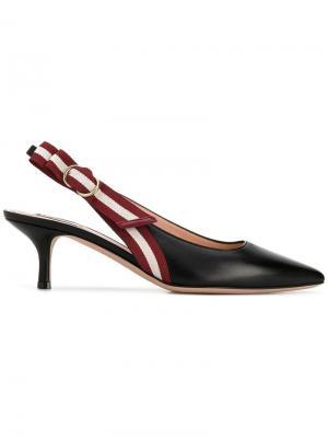 Туфли-лодочки Alice Bally. Цвет: черный