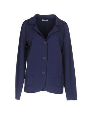 Пиджак ALPHA STUDIO. Цвет: фиолетовый