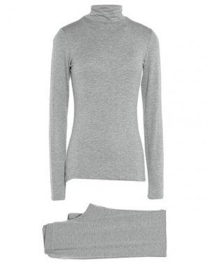 Пижама BLUMARINE. Цвет: светло-серый