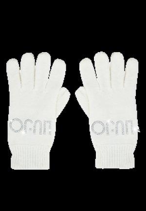 Перчатки LIU JO. Цвет: белый