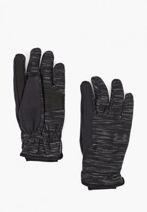 Перчатки Under Armour Mens CGI Elements Glove. Цвет: черный