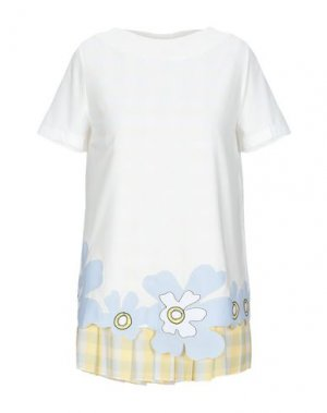 Блузка ATINSIGHT by ANDREA TURCHI. Цвет: желтый