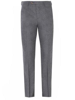 Классические брюки из шерсти MALO