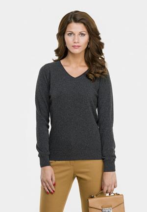 Пуловер Vera Moni. Цвет: серый