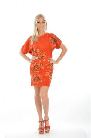Платье ETINCELLE. Цвет: красный