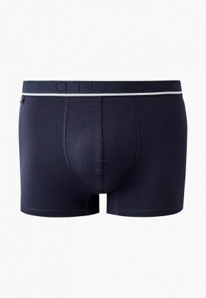 Трусы Atlantic Pima Shorts. Цвет: синий