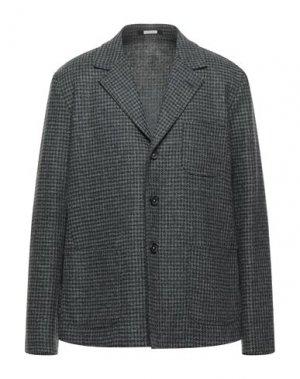 Пиджак MASSIMO ALBA. Цвет: темно-зеленый