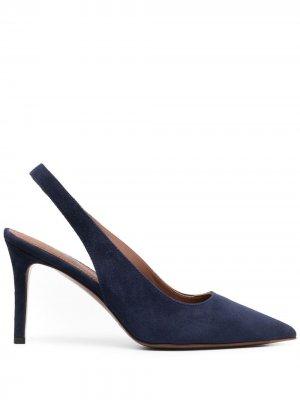 LAutre Chose туфли с ремешком на пятке L'Autre. Цвет: синий