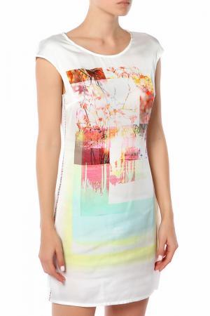 Платье Tuzzi. Цвет: белый