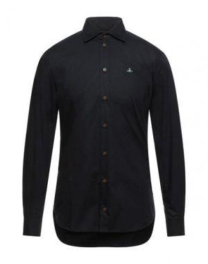 Pубашка VIVIENNE WESTWOOD. Цвет: черный