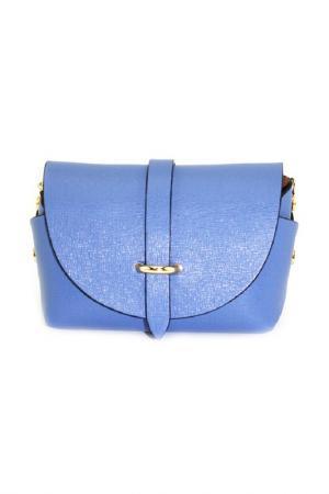 Сумка Dolci Capricci. Цвет: голубой