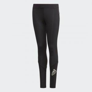 Тайтсы для фитнеса Alphaskin AEROREADY Performance adidas. Цвет: черный