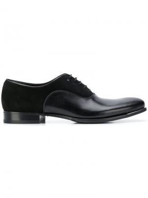 Туфли оксфорды Fabi. Цвет: черный