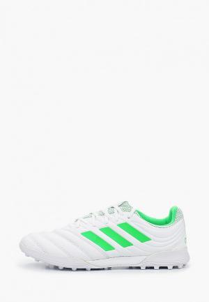Шиповки adidas COPA 19.3 TF. Цвет: белый
