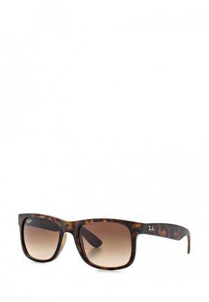Очки солнцезащитные Ray-Ban® RB4165 710/13. Цвет: коричневый