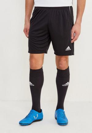 Шорты спортивные adidas CORE18 TR SHO. Цвет: черный