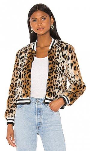 Куртка cat power BB Dakota. Цвет: коричневый