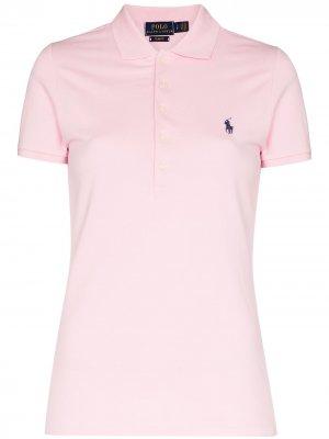 Рубашка-поло Polo Pony Ralph Lauren. Цвет: розовый