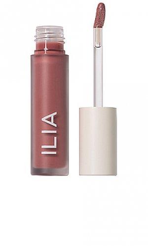Масло для губ balmy gloss Ilia. Цвет: beauty: na