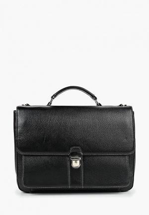 Портфель Duffy MP002XU0E2QU. Цвет: черный