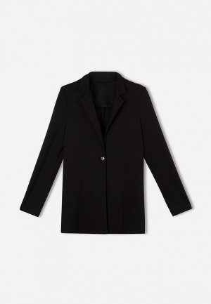 Пиджак Gloria Jeans. Цвет: черный