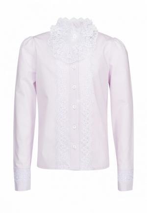 Блуза Красавушка. Цвет: розовый