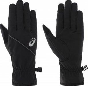 Перчатки , размер 9,5 ASICS. Цвет: черный