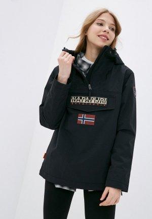 Куртка Napapijri RAINFOREST. Цвет: черный
