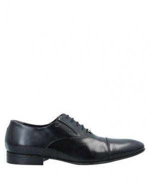 Обувь на шнурках DINO BIGIONI. Цвет: черный