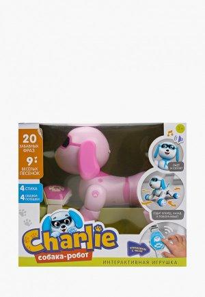 Робот Woow Toys Собака. Цвет: розовый