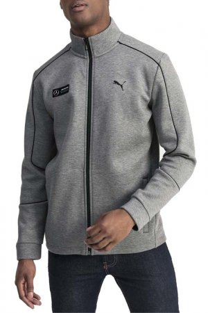 Ветровка MAPM SWEAT JACKET Puma. Цвет: серый