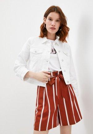 Куртка джинсовая Emme Marella MATTEO. Цвет: белый