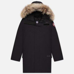 Мужская куртка парка Langford Canada Goose. Цвет: синий