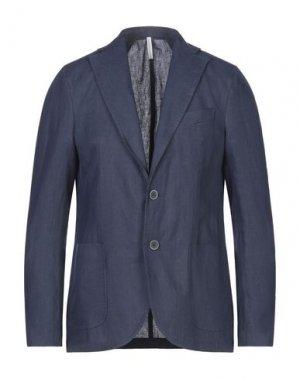 Пиджак MR MASSIMO REBECCHI. Цвет: темно-синий