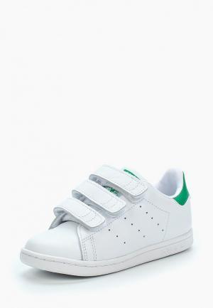 Кеды adidas Originals STAN SMITH CF I. Цвет: белый