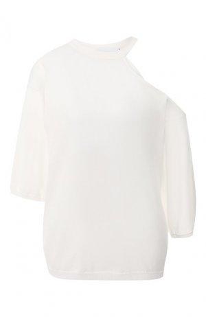 Пуловер Erika Cavallini. Цвет: белый