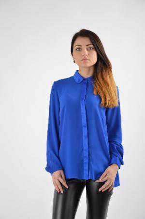 Bestia Блуза. Цвет: синий