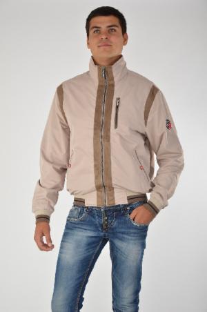 Куртка Giorgio di Mare. Цвет: бежевый